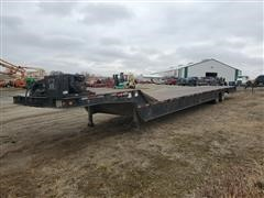 1994 Trail-Eze DHT7048 T/A Drop Deck Trailer