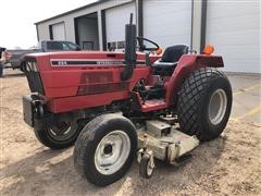 1983 International 254 2WD Tractor & Attachments
