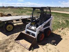 Bobcat 440B Skid Steer