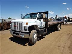 1992 GMC Flatbed Truck