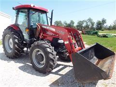 2003 Case IH JX95 MFWA Tractor