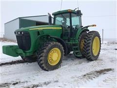 2005 John Deere 8220 MFWD Tractor