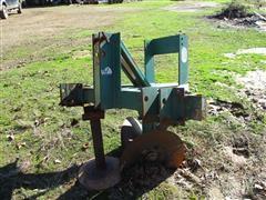 Forrest City Levee Splitter