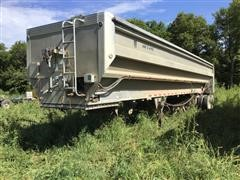 2010 Trail King ASH32-4127-48 T/A Live Bottom Trailer