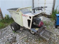 Miller Scoot-Crete Concrete Buggy