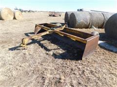 Soil Mover P112 Box Blade
