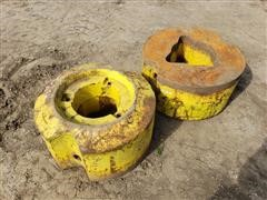 Rear Tractor Wheel Weights