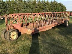 Apache Hay Wagon