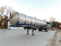 1971 Heil SRX2-5000-1 T/A Fertilizer Tanker Trailer