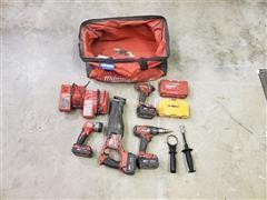 Milwaukee Battery Tools