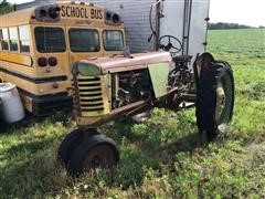 1950 Oliver Row-Crop 77 2WD Tractor For Parts