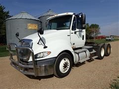 2012 International ProStar+ 122 T/A Day Cab Truck Tractor W/Autoshift