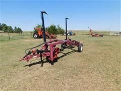 2013 Rowse Pull Type Double Sickle Bar Mower
