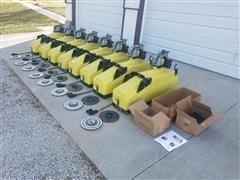 2016 John Deere 1725 3 Bushel Seed Boxes, Seed Meters & E Sets