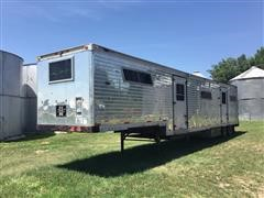 1986 Homemade T/A Horse Trailer