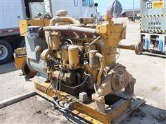 Caterpillar D343A Engine & Generators