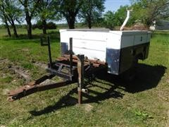 Rawson-Koenig Service Bed On Shop Built Trailer