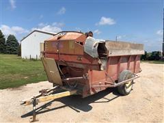 Schuler 175B Feeder Wagon