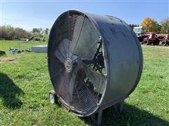 """Heat Buster 44"""" Barn Fan"""