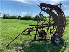 Welch Ferris Wheel Small Square Bale Loader