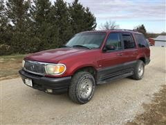 1998 Mercury Mountaineer AWD SUV