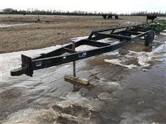 Jantz SH 30 Header Trailer