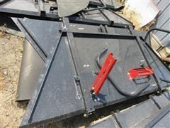 Case IH 7240-8240 Combine Grain Tank Extensions