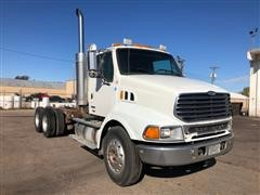 2004 Sterling LT9500 T/A Cab And Chassis