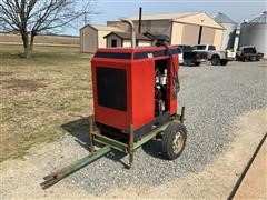Case IH 4390 Power Unit W/trailer