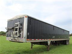 2009 Wilson DWBT-650B T/A Belt Trailer