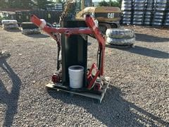 Mahindra Max 24L Loader Attachment Assembly