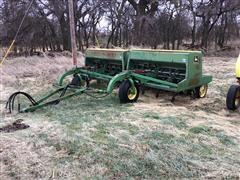 1980 John Deere 9350 Grain Drill
