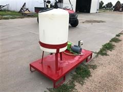 Agri-Inject 50 Gallon Micro Injector Tank