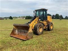 2013 Caterpillar 930H Wheel Loader