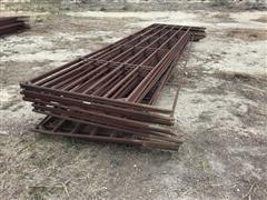 6 Bar 20' Panels