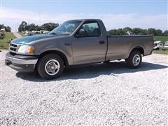 2002 Ford F150XL Pickup