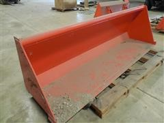 Kubota M1886 Skid Steer Bucket