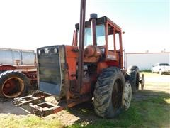 Massey Ferguson 1805 Salvage 4WD Tractor