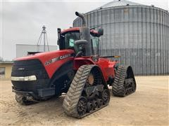 2014 Case IH Quadtrac 420 Tracked Tractor