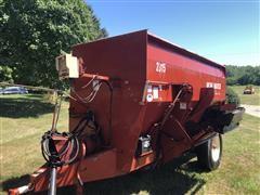 Monomixer 2315 Feed Wagon