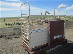 Paul 24 2400 Livestock Scale