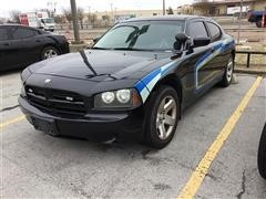 2008 Dodge Charger Police Car