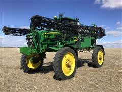2011 John Deere 4830 Self-Propelled Sprayer
