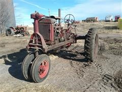 McCormick F20 2WD Tractor