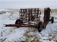 Lindsay Portable Harrow With Noble Sections