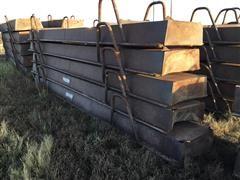 Elk Creek 20' Steel Feed Bunks