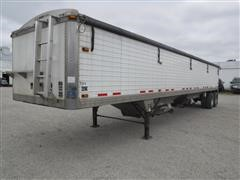 2011 Timpte Super Hopper 42' T/A Grain Hopper Trailer