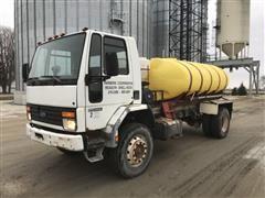 1988 Ford Cargo 8000 Sprayer Tender Truck