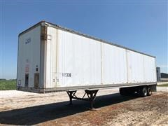 1995 Hyundai T/A Enclosed Trailer