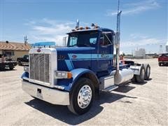 1992 Peterbilt 379 T/A Truck Tractor W/Wet Kit